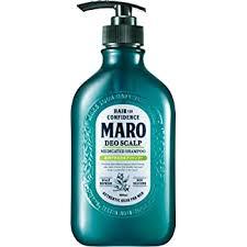 Amazon   MARO 薬用 デオスカルプ シャンプー 480ml 【医薬部外品】   MARO(マーロ)   シャンプー 通販
